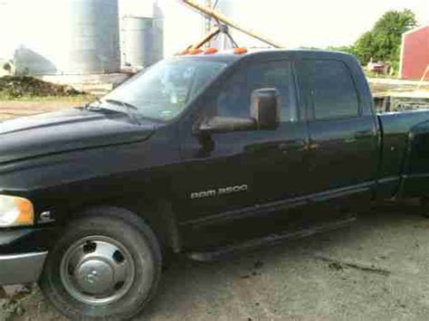 Would You Give This 3500 by Purchase Used Dodge Ram 3500 Give Me An Offer In Adrian
