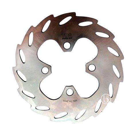 Slang Rem Depan Dan Belakang Tdr jual tdr piringan rem cakram depan kembang disc brake motor for vario 110 silver 19 cm