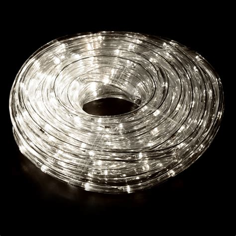 10meters 220v flexible rope white led string for holiday