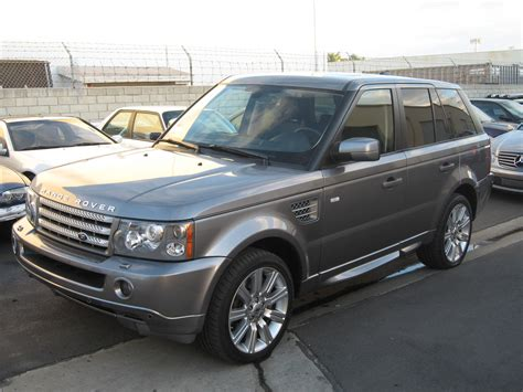 buy car manuals 2007 land rover range rover interior lighting 2007 land rover range rover supercharged for sale cargurus autos post