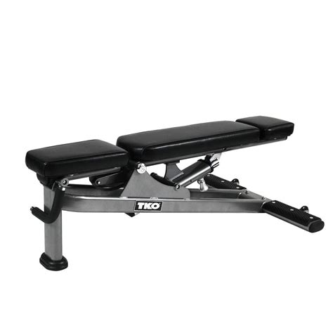 tko weight bench tko commercial multi angle bench tko strength performance