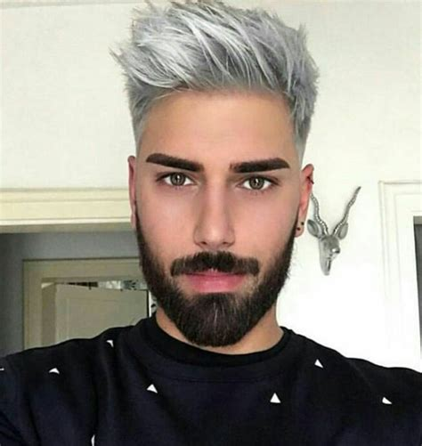 diy hairstyles male ombre hair color trends is the silver grannyhair style