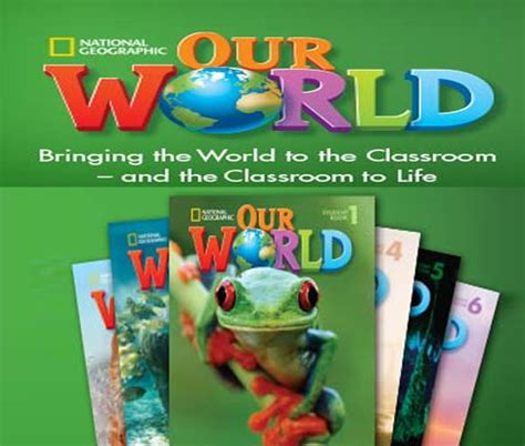 libro national 5 english portfolio libro de ingles our wold through english 5