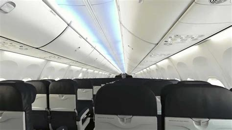 Air One Plane Interior by Boeing Sky Interior Onboard New Alaska Airlines 737s