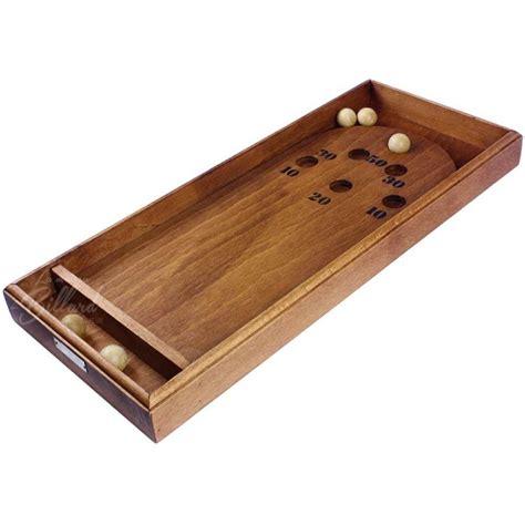 culbuto en bois vieux jeux en bois