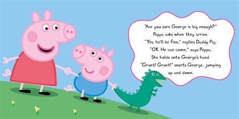 peppa pig george and peppa pig george www pixshark com images galleries with a bite