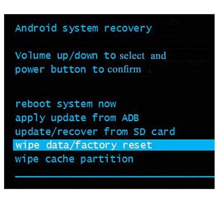 Android Factory Reset by Samsung Galaxy S6 Edge Reset How To Reset