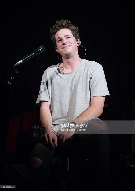 charlie puth korea charlie puth performs at le trianon getty images