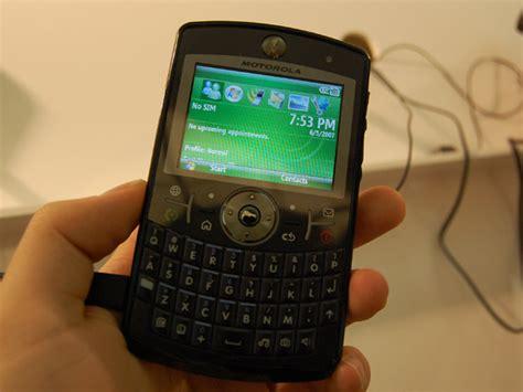 Hp Motorola Q8