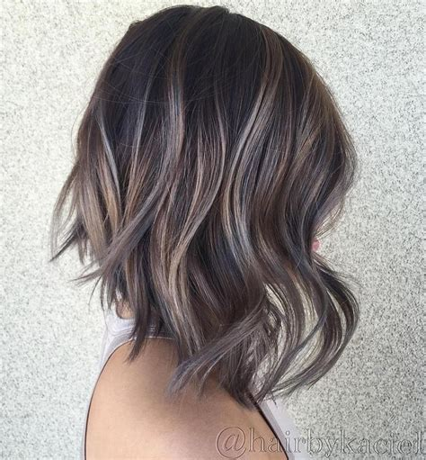 how to do ash ombre highlight on short hair 25 best ideas about ash brown ombre on pinterest ash