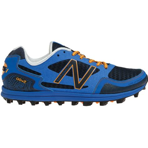Harga New Balance Minimus Zero V2 minimus zero v2 trail running shoes blue orange d width