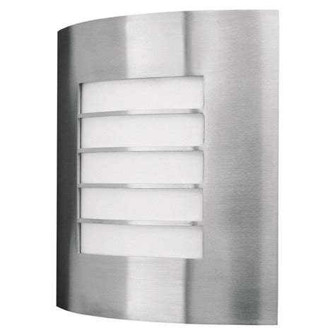 Argos Outdoor Lighting Buy Philips Oslo Energy Saving Wall Lantern White At Argos Co Uk Your Shop For Wall