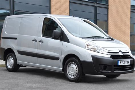 new citroen dispatch citroen dispatch 2007 van review honest john