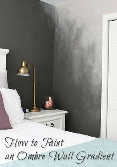 paint colors in my home pretty handy girl ombre wall wonderfull idea deco pinterest ombre