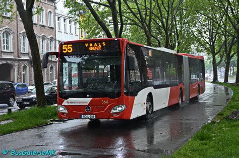 neue wagen der neue wagen 366 auf dem weg nach vaals busgaleriemk