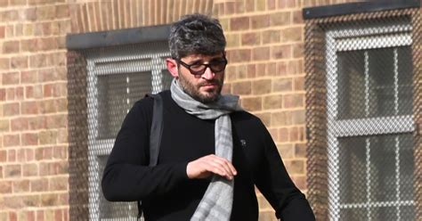 george michael s lover fadi fawaz cleared over singer s fadi fawaz leaves george michael s home after being being