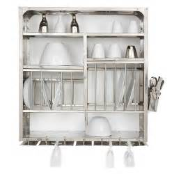 a luxury item for small kitchens a stainless steel wall