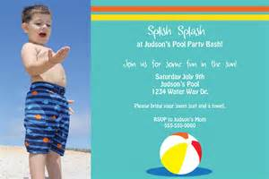 pool party invitations games pool party invitations