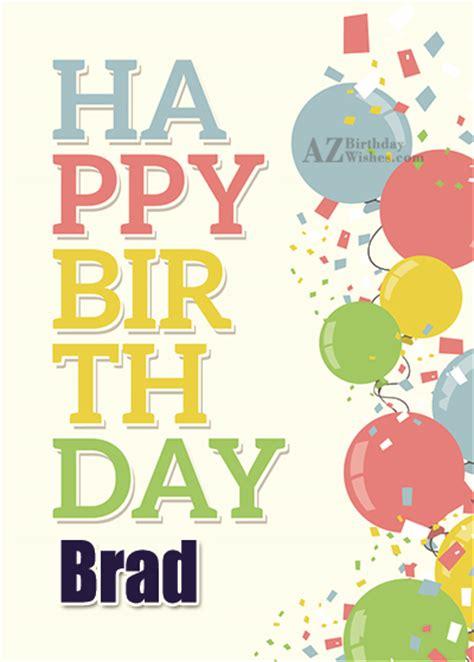 Happy Birthday Brad Meme