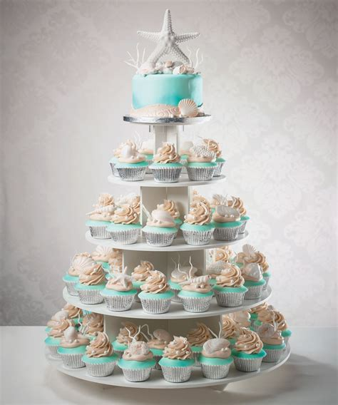 wedding cake and cupcake tower for a destination wedding quot i do quot wedding cakes in 2019
