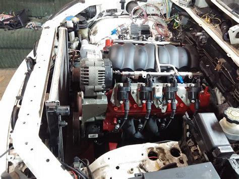 Who Builds Kia Engines 2007 Kia Sorento With A Lsx Engine Depot