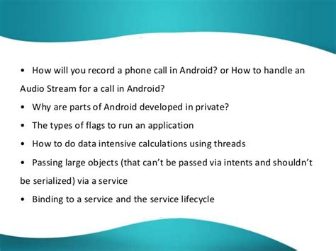 android layout interview questions and answers interview questions and answers for android