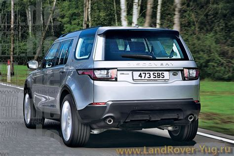 land rover discovery 5 2016 знакомьтесь land rover discovery 5 2016 2017 фото