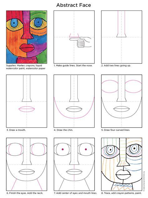 Pencil Face Drawing Tutorial Pdf