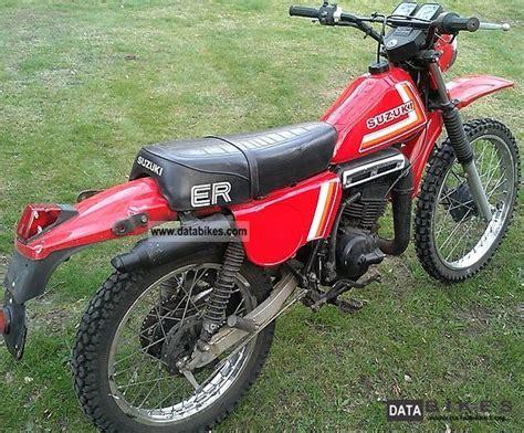 Suzuki Er 125 Suzuki Bikes And Atv S With Pictures