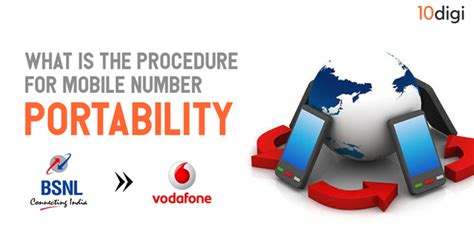 mobile number portability procedure what is the procedure for mobile number portability from