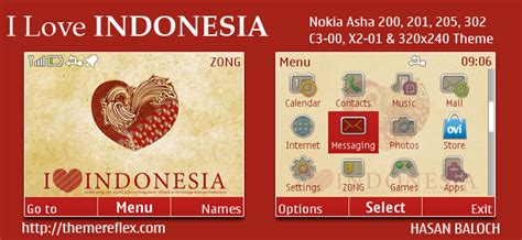 themes c3 love indonesia mobile themes themereflex
