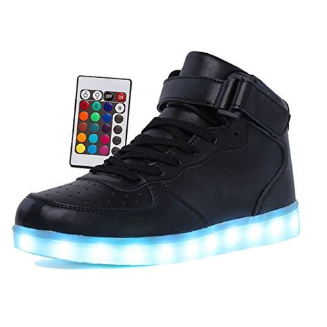remote control light up shoes equick light up shoes 22 colors remote control flashing