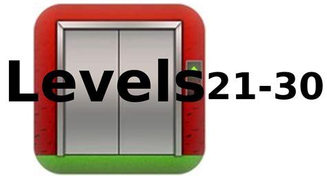100 Floors Level 21 30 Walkthrough - 100 floors levels 21 to 30 walkthrough