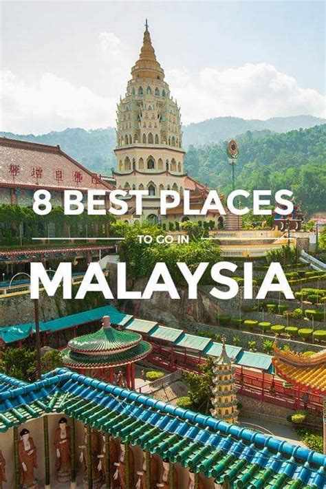 malaysia   places  visit   timers