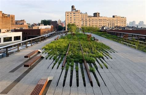 the high line nyc parks