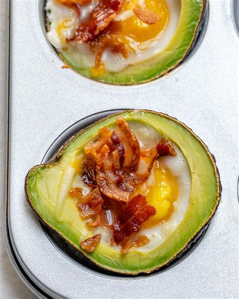 avocado egg boats try these bacon egg avocado boats for a healthy brain