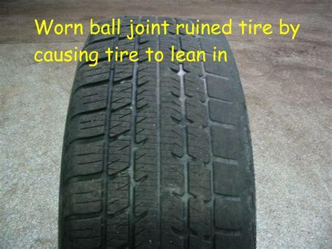 worn tires  sign   suspension problem auto repair schaumburg il