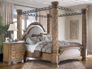 Millenium Canopy Bed Furniture Furniture Millennium Collection With