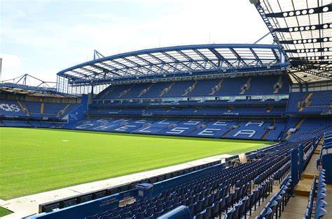 chelsea stadium stamford bridge view from seat the best bridge 2017