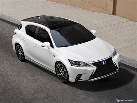lexus ct200 2016 find out what the lexus cthybrid has to offer available