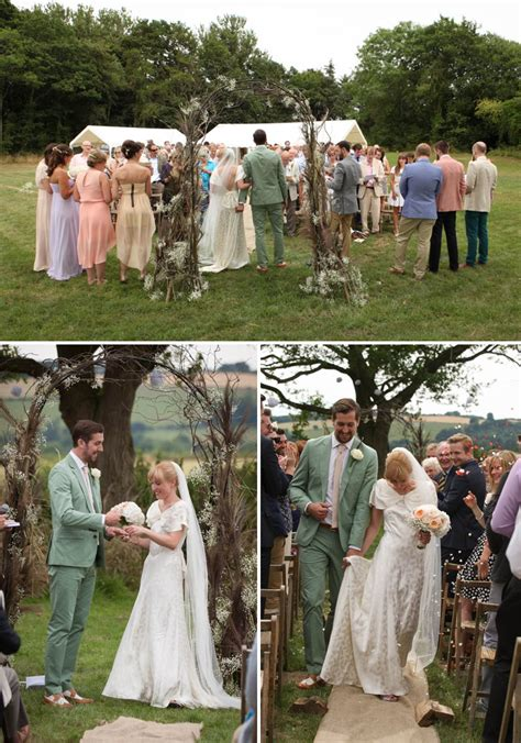 vintage inspired church fete themed wedding at the uks largest in shropshire with