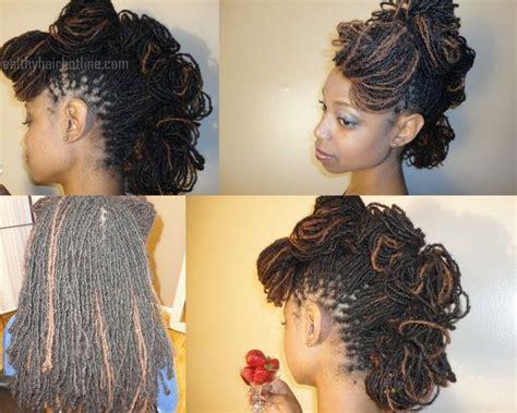 sisterlocks pin up hairstyles sisterlocks styles make up products baltimore