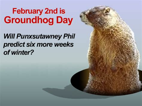 groundhog day expression 2nd feb 2016 happy groundhog day quotes images wishes