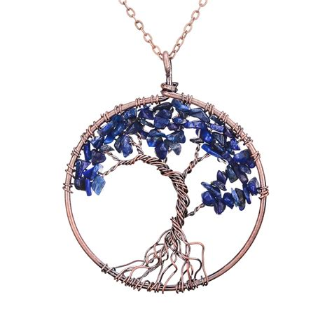 Tree Friendly Pendant Necklace by Tree Of Pendant Picture More Detailed Picture About