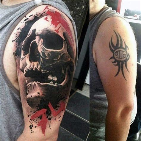 tattoos cover ups for mens 60 cover up tattoos for concealed ink design ideas