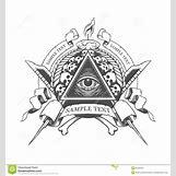 All Seeing Eye Pyramid Tattoo | 1300 x 1390 jpeg 153kB