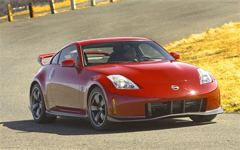 nismo nissan 350z 2008 nissan 350z nismo widescreen exotic car picture 07