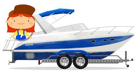 cartoon boat youtube a new baby cartoon a speed boat for kids youtube
