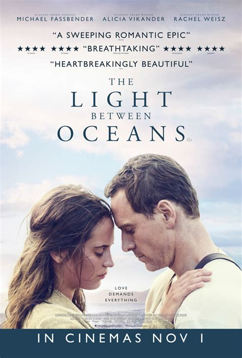 a light between oceans the light between oceans book tickets at cineworld cinemas