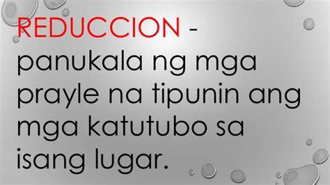 cabecera meaning tagalog pagbabago sa lipunan at kultura sa panahon ng espanyol